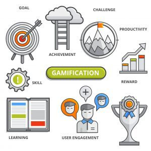 gamification concept no text