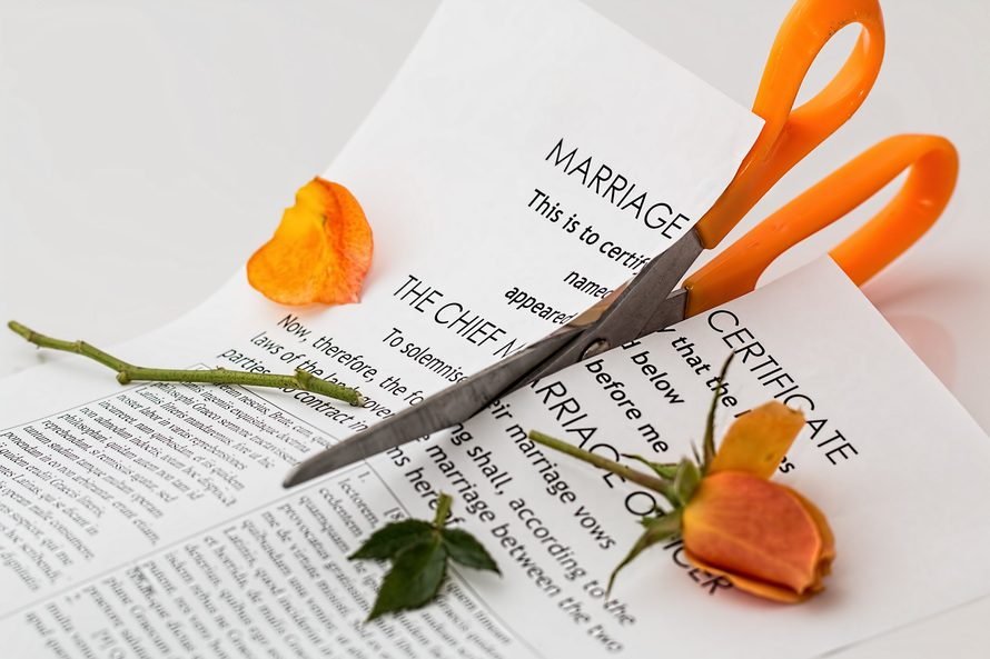 nullifying a marriage certificate