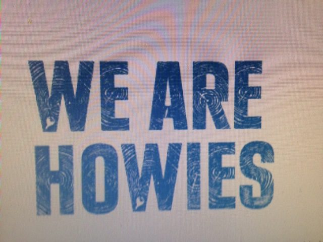 We are Howies