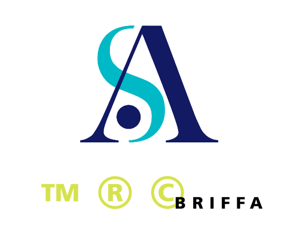 Logo Society of Authors and Briffa